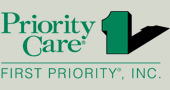 Priorty Care logo